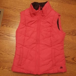 Aerospotle puffer vest size small